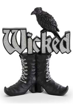 """9.5"""" Wicked Witch Boots"""