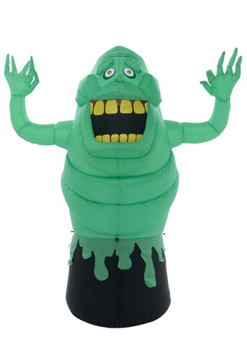 Click Here to buy Ghostbusters Slimer Inflatable 6 Decoration from HalloweenCostumes, USA Funds & Shipping