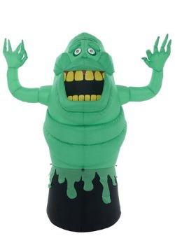 Ghostbusters Slimer Inflatable