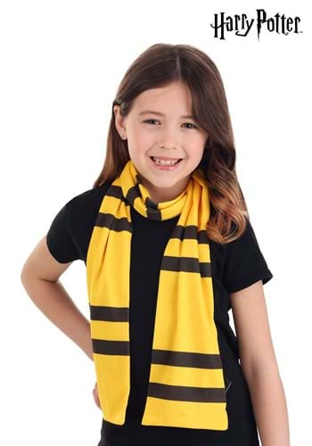 Harry Potter Hufflepuff Printed Scarf