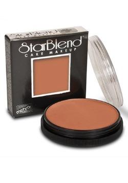 Bronzed Tan Cake Makeup