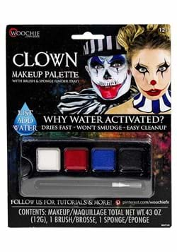 Clown Makeup Palette Kit