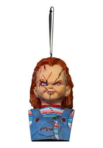 Chucky Bust Ornament