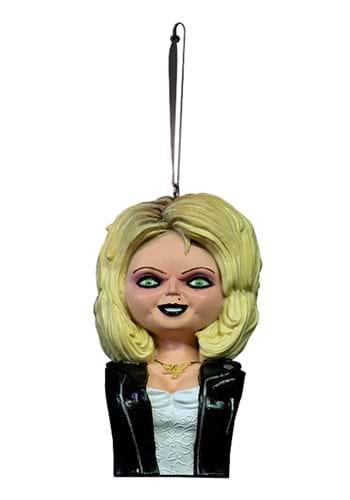 Bride of Chucky Tiffany Bust Ornament
