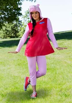 Peppa Pig Womens Adult Deluxe Costume