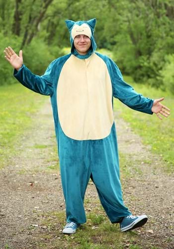 Pokemon Adult Snorlax Costume