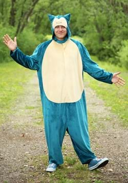 Pokemon Adult Snorlax Costume
