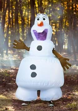 Frozen Child Olaf Inflatable Costume