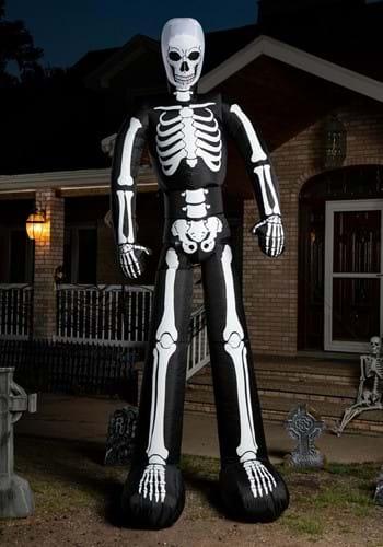 12ft Skeleton Inflatable upd