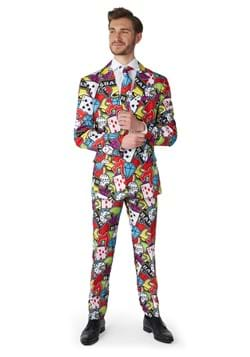 Suitmeister Casino Icons Suit for Men