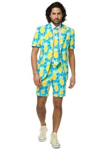 Summer Mens Shineapple Opposuit