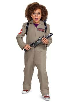 Ghostbusters Afterlife Child Classic Costume Alt 4