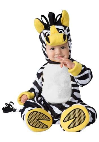 Infant Zany Zebra Costume