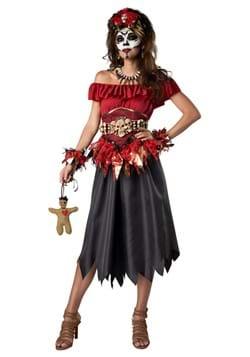 Women's Voodoo Queen Costume