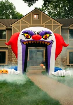 Outdoor Clown Inflatable Archway