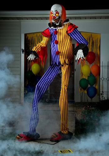 7ft Animated Funzo the Clown-update