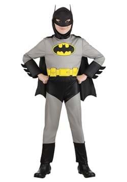 Classic Batman Kids Costume
