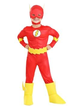 Flash Classic Deluxe Toddler Costume