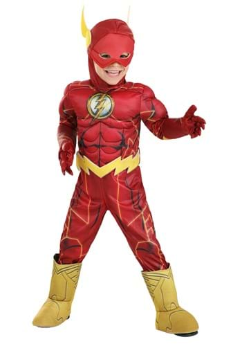 Flash Deluxe Toddler Costume