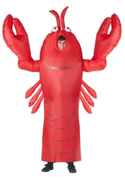 Adult Giant Lobster Inflatable Costume