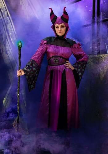 Descendants Womens Maleficent Costume-2