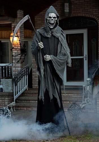 9ft Giant Animated Scythe Reaper-1-0
