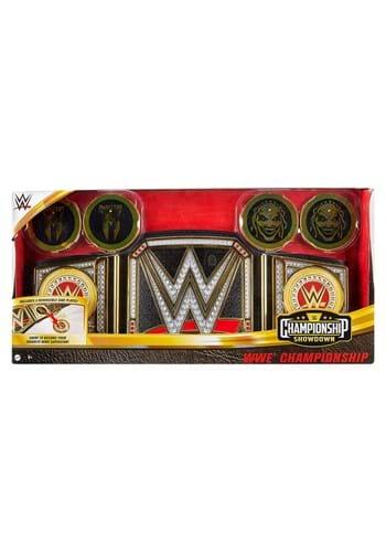 WWE Championship Showdown Deluxe Belt