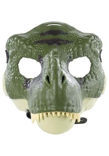 Jurassic World T-Rex Mask Green Update