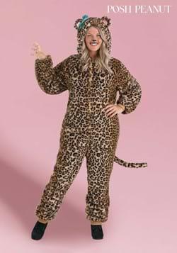 Posh Peanut Plus Size Adult Lana Leopard Costume Posh update