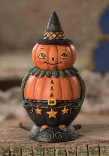 Johanna Parker Pumpkin Pete Spooks Jar