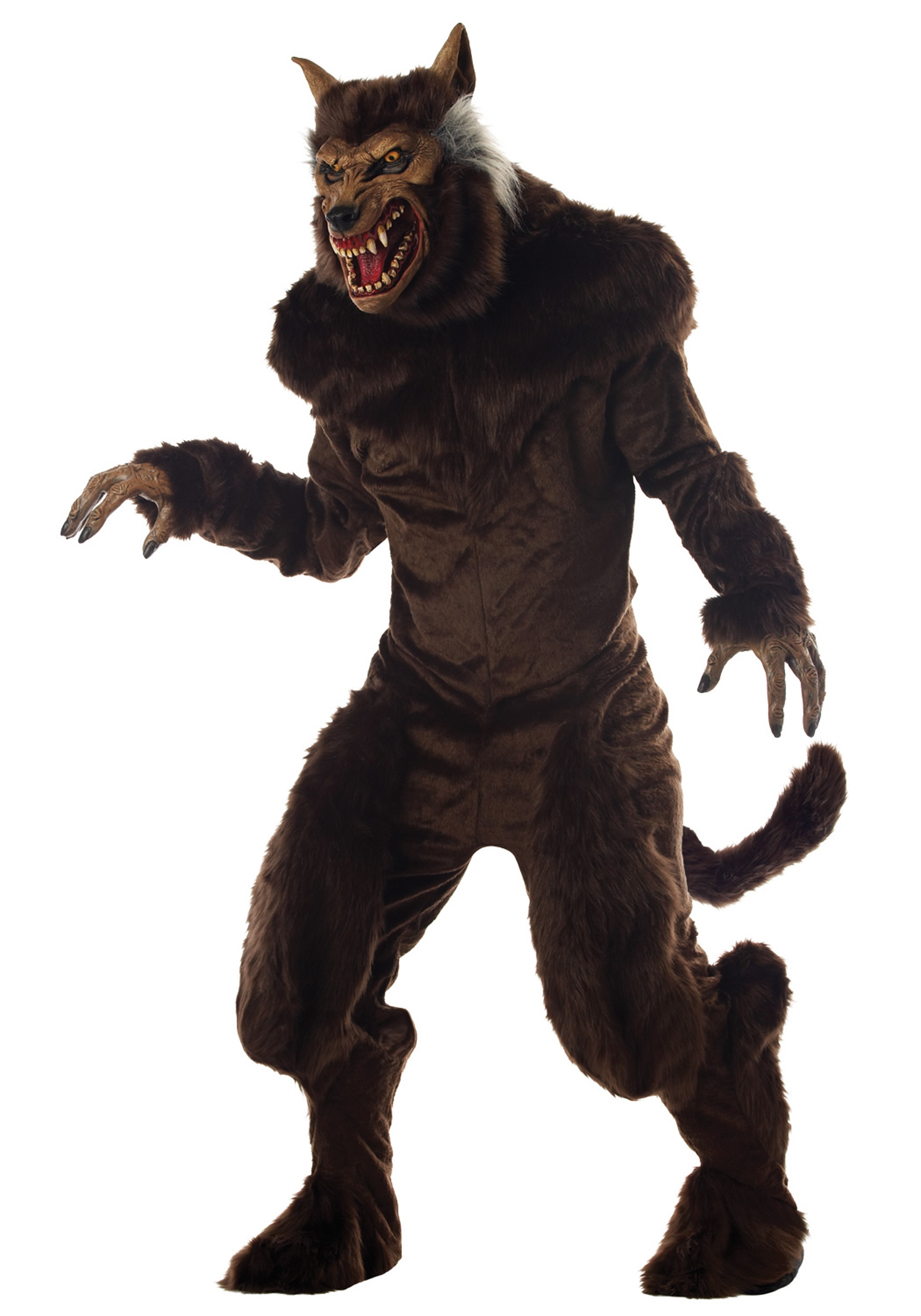 Deluxe Werewolf Costume  sc 1 st  Halloween Costumes : youth werewolf costume  - Germanpascual.Com
