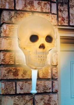 Skeleton Porch Light Cover