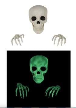 Glow in the Dark Grave Breaker Skeleton