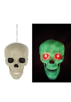 Glow in the Dark Talking Skull