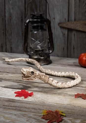 39 Inch Slithering Snake Skeleton