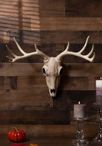 """21"""" Buck Skull"""