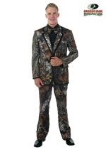 Mossy Oak New Break-Up Alpine Formal Tuxedo