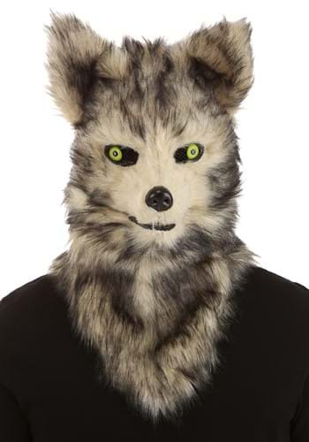 Adult Wolf Mouth Mover Mask