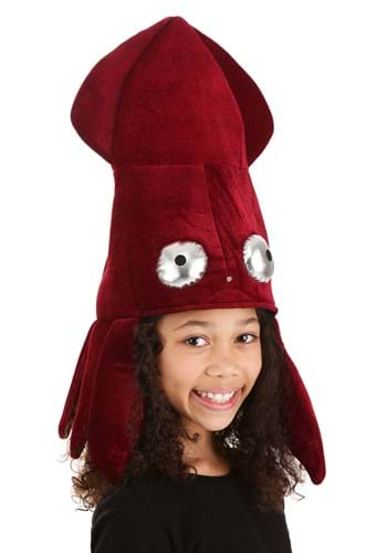 Squid Sprazy Toy Hat