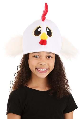 Chicken Plush Hat