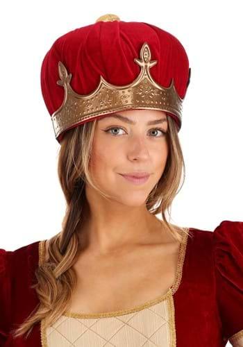 Queen Plush Crown