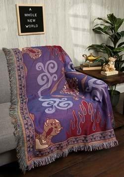 Aladdin Magic Carpet Tapestry Throw-update1