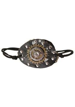 Steampunk Chain Link Eyepatch