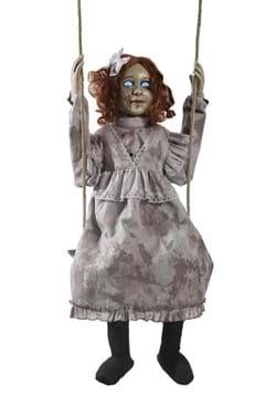 Animated Swinging Decrepit Doll