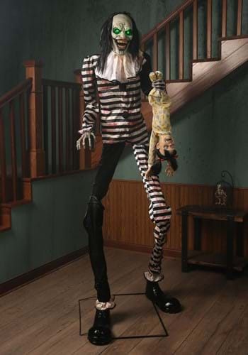 7ft Animated Sweet Dreams Clown Prop-0