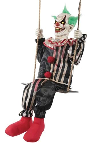 Animated Swinging Chuckles Prop