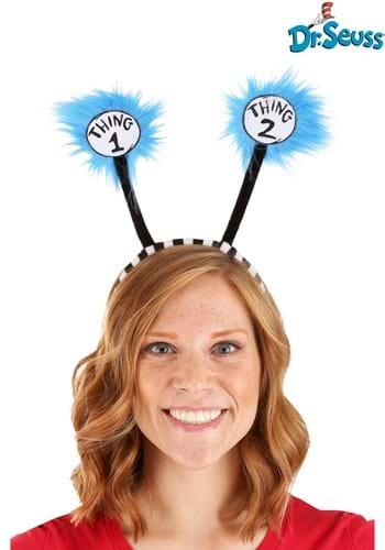 Thing 1 and 2 Headband