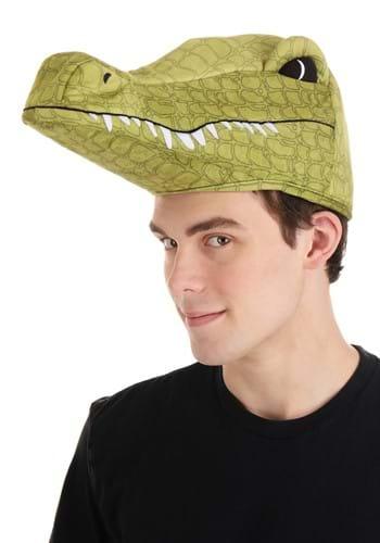Alligator Plush Hat