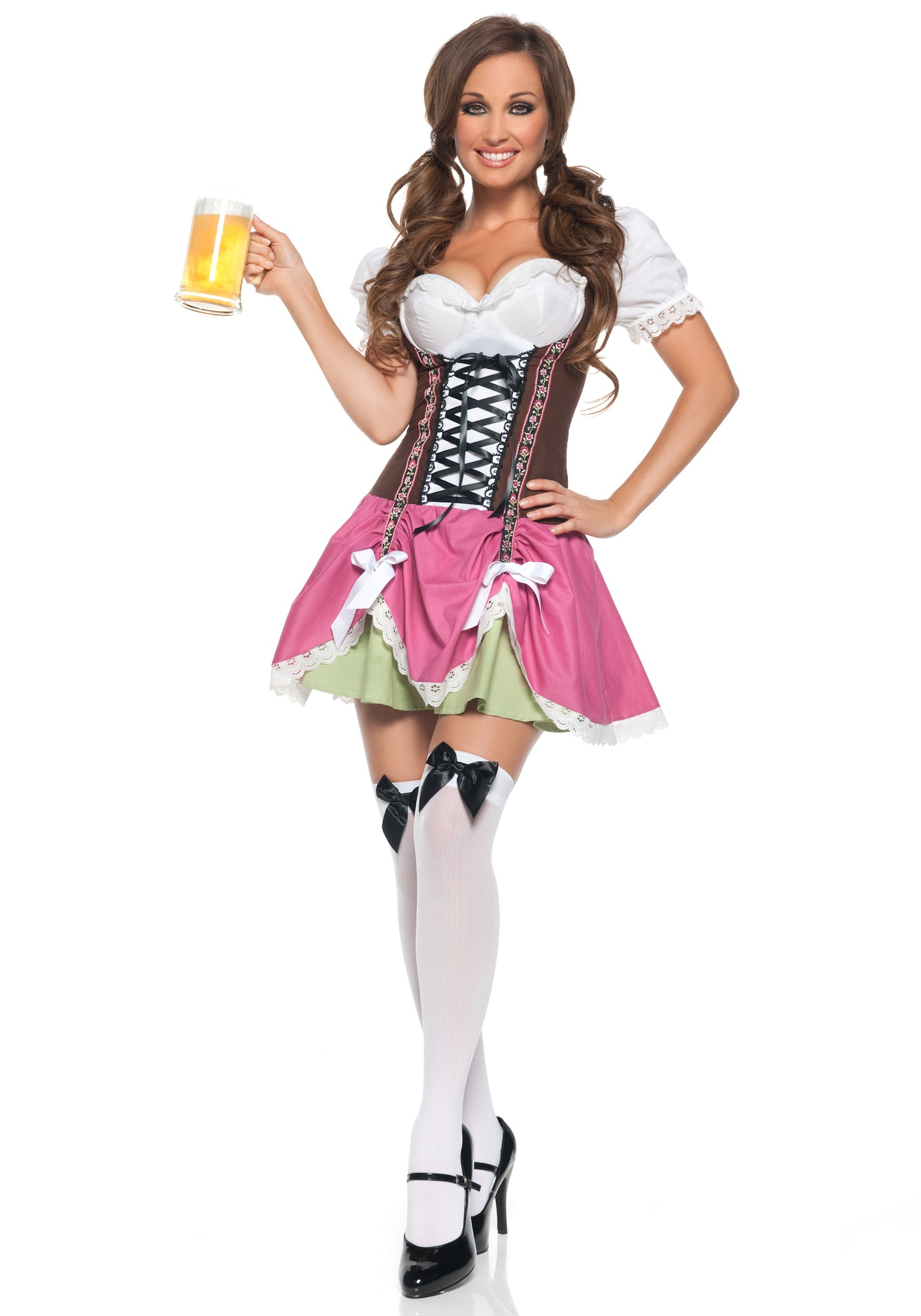 Swiss Girl Costume