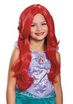 The Little Mermaid Ariel Deluxe Wig